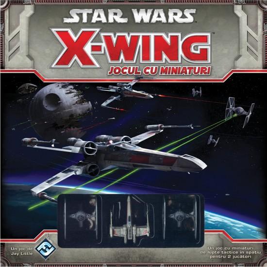 Star Wars: X-Wing, jocul cu miniaturi