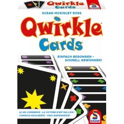 Qwirkle Cards, jocul de cărți