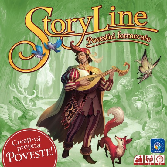 StoryLine: Povestiri fermecate