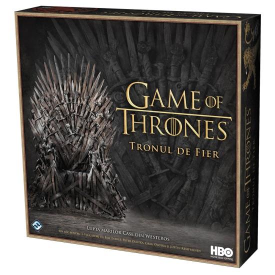 Game of Thrones: Tronul de Fier