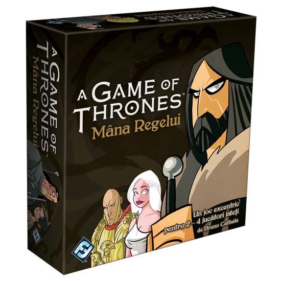A Game of Thrones: Mâna Regelui