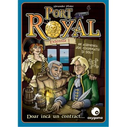 Port Royal: Doar încă un contract…
