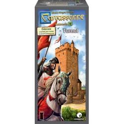 Carcassonne: Turnul (extensia 4)