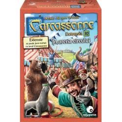 Carcassonne: În arena circului (extensia 10)