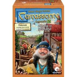 Carcassonne: Abația și primarul (extensia 5)
