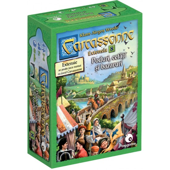Carcassonne: Poduri, cetăți și bazaruri
