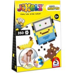 Puzzle Jixelz: Minions, 350 piese