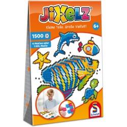 Puzzle Jixelz: Lumea subacvatică, 1500 piese