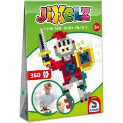 Puzzle Jixelz: Cavaler, 350 piese