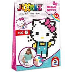 Puzzle Jixelz: Hello Kitty, 350 piese