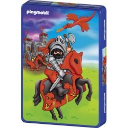 Puzzle Schmidt: playmobil - Cavaler, 40 piese