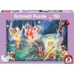 Puzzle Schmidt: Dansul zânelor, 150 piese