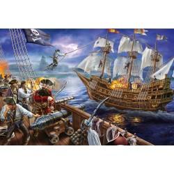 Puzzle Schmidt: Aventura Piraților, 150 piese