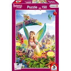 Puzzle Schmidt: Bayala - Aventura mare, 150 piese