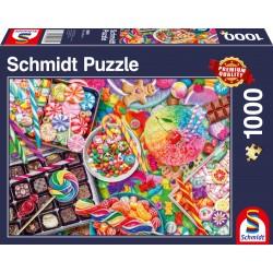 Puzzle Schmidt: Candilicios, 1000 piese