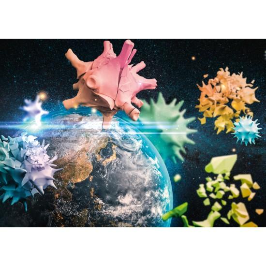 Puzzle Schmidt: Planeta Pământ 2020, 1000 piese