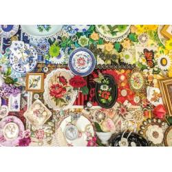 Puzzle Schmidt: Mici comori, 500 piese
