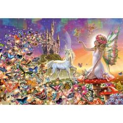 Puzzle Schmidt: Țara zânelor magice, 1500 piese