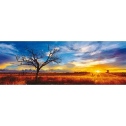 Puzzle Schmidt: Deșerul Oak la asfințit, Teritoriul de Nord, Australia, 1000 piese