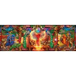 Puzzle Schmidt: Ciro Marchetti - Împărăția phoenixul, 1000 piese