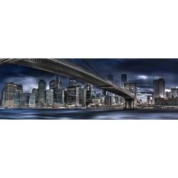 Puzzle Schmidt: Manfred Voss - Noapte întunecată în New York, 1000 piese