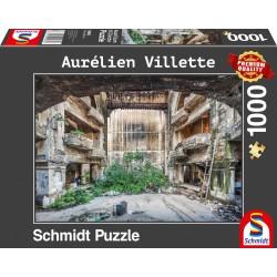 Puzzle Schmidt: Aurélien Vilette - Topophilia - Teatrul cubanez, 1000 piese