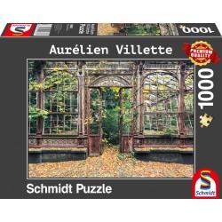 Puzzle Schmidt: Aurélien Vilette - Topophilia - Arcul vegetal, 1000 piese