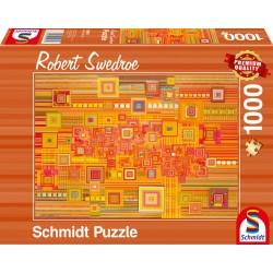 Puzzle Schmidt: Robert Swedroe - Cyber Antics, 1000 piese